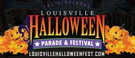 louisville halloween parade festival