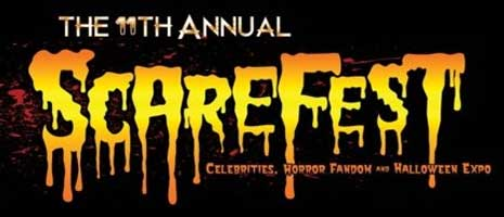scarefest convention is a 3 day event being held from 14th september to the 16th sept 2018 at the lexington convention center in lexington usa