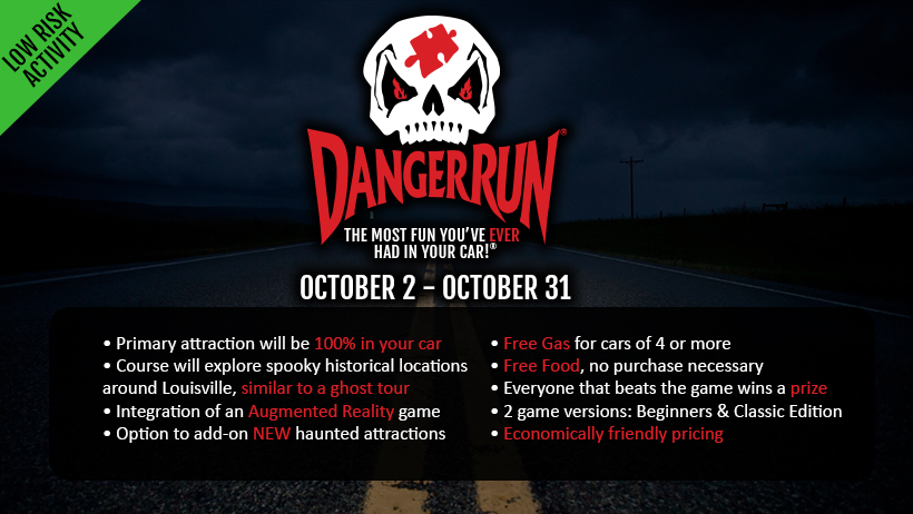 Danger Run Will Open in 2020