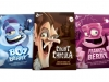 General Mills Monster Cereal Line Up 2013 (Contemporary Box Art)
