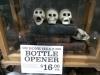 Skull Bottle Openers
