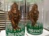 Bigfoot Christmas ornaments!
