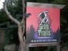 "You'll pass this way ""Nevermore"" at Grim Trails!"