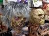 Classic zombie masks!