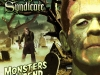 """Midnight Syndicate """"Monsters of Legend"""" CD"""